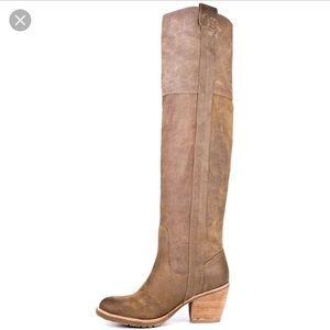 Tan Report Belzer Boot